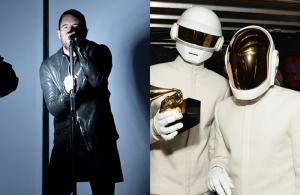 Trent Reznor and Daft Punk